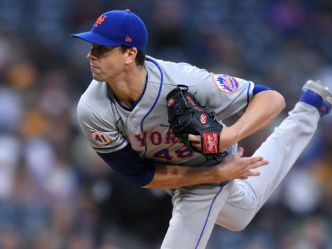 Jacob deGrom - A Pitcher's Pitcher