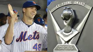 Jacob deGrom A Lock For the 2021 Cy Young