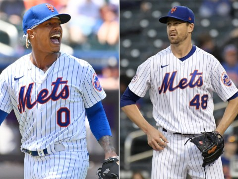 Mets Aces: deGrom and Stroman (NY Post)