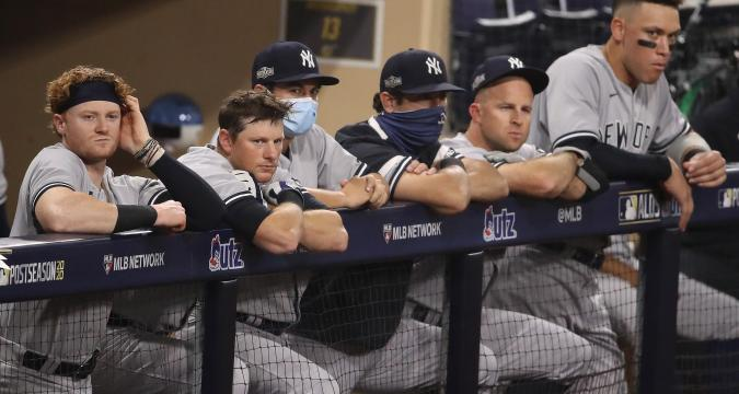 Yankees 2021 (Getty Images)