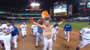 Pete Alonso - A Throwback