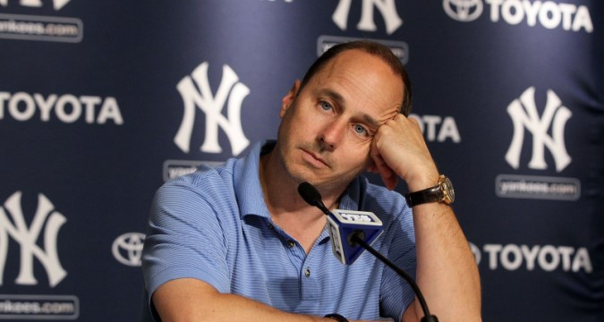 Yankees Brian Cashman: Too long in the saddle