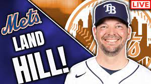 Mets Rich Hill - Good enough for now?