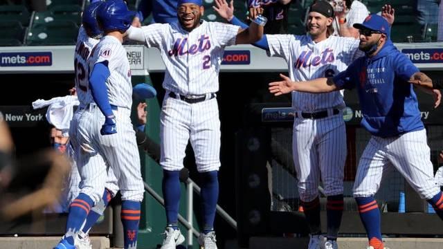 Mets Team Celebration (NJ.com)