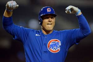 Anthony Rizzo - The Newest Yankee (USA Today)