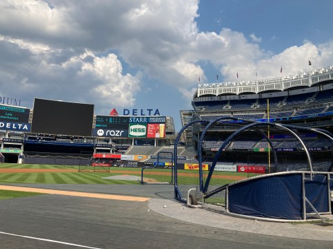 Yankees: COVID empties Yankee Stadium (nj.com)