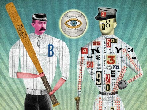 MLB Stats - Let your eyes do the work (New Yorker)