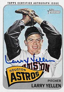 Larry Yellen, Former MLB Pitcher (Baseball America)
