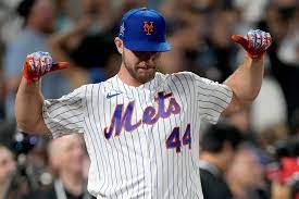 Mets Pete Alonso - Stay calm and within yourself