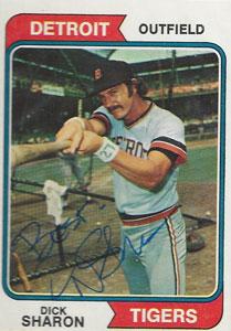 MLB Pensions - Some Get Left Behind - Like Dick Sharon (Baseball America)