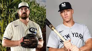 Yankees Field Of Dreams Uniform (CBS Sports)