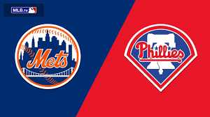 Mets vs. Phillies - The Real Thing
