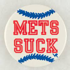 Mets: Thanks, Steve. We really needed to hear that.