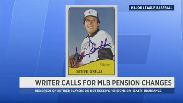 MLB Pensions