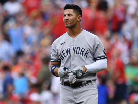 Yankees Gleyber Torres: It just hasn't happened