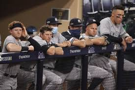Yankees Dugout: Top of the step all the way