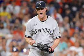 Yankees Gerrit Cole; A Man On A Mission
