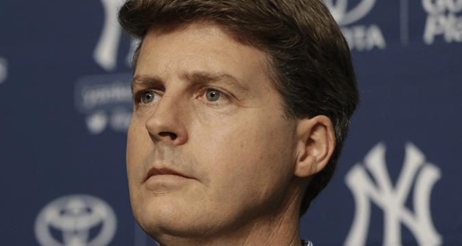 Yankees Principal Owner Hal Steinbrenner
