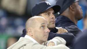 Yankees Brian Cashman and Aaron Boone Sorting Things Out