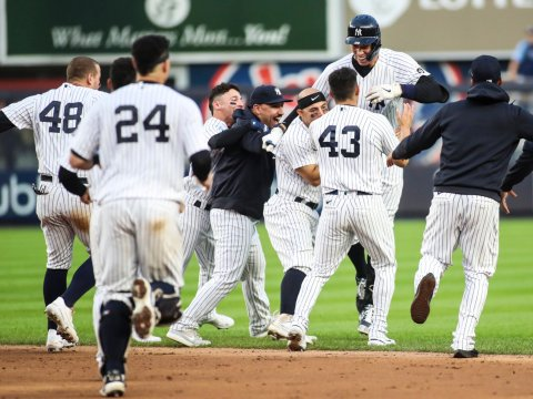 Yankees: One Small Step (USA Today)