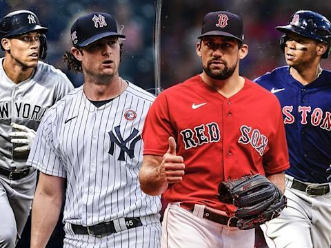 Yankees vs Red Sox 10/5/2021