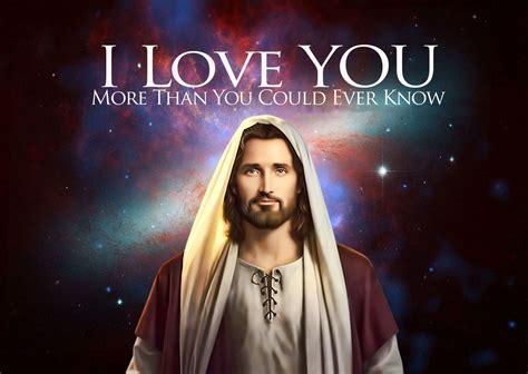 Jesus as Love