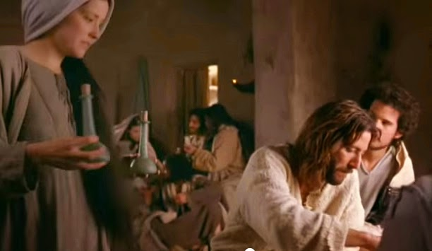 Image result for free photo of John 12:1-11