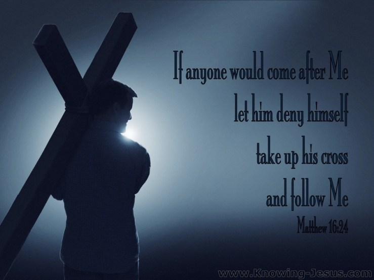 Image result for free photo of Matthew 16:24-28