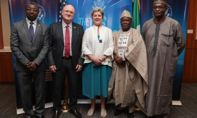 U.S Mission in Nigeria Awards Grant for Preservation of Nigerian Cultural Monument