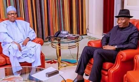 Buhari meets Jonathan behind closed doors again
