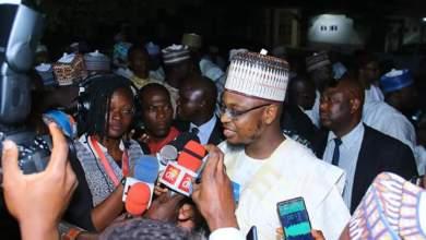 DATA: Building a Digital Economy for a Digital Nigeria – Dr Pantami