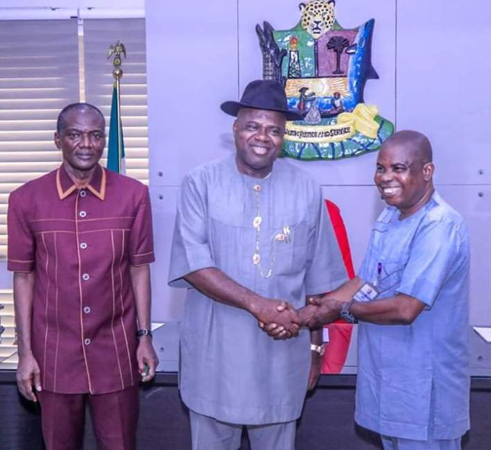 YENAGOA TO ENJOY CONSTANT POWER SUPPLY , AS GOVERNOR DIRI MEETS WITH OFFICIALS OF PHEDC.