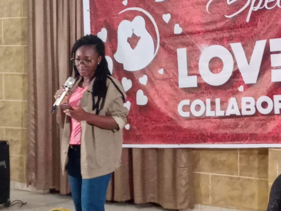 Poetry: Artists Gather for a collaborative Poet Special Valentine Program
