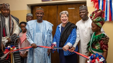 US Mission opens American Space Abuja