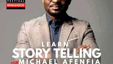 TWC holds Special Session on Story Telling with Canada-based Nigerian Writer, Michael Afenfia