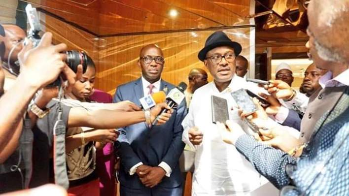 Wabote hails NLNG, Sylva as Train 7 Contract is signed