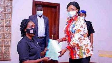 Mrs Diri lends voice for the domestication of VAPP Act in Bayelsa as group presents drafted copy