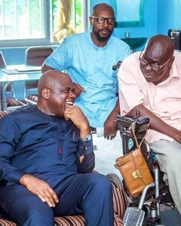 Nigeria, Ijaw Nation lost a Giant in Captain Owonaro Says Governor Douye Diri