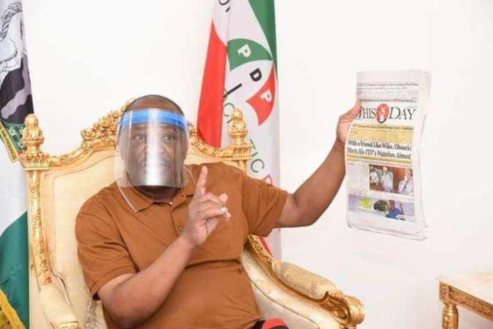Edo PDP: Wike pulls out of reconciliation, says some members of PDP NWC are tax collectors