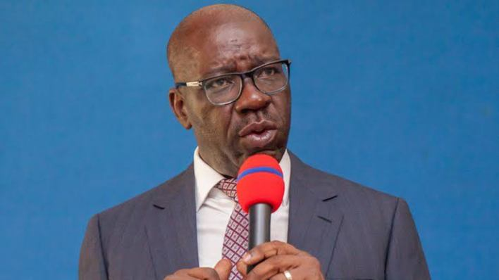 Oshiomhole was overbearing, and I can't take it, Says Governor Obaseki (See Video)