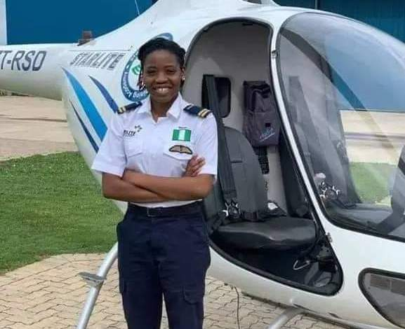Photo of Memorable Moments Of The Late 23-Year-Old Flying Officer, Tolulope Sarah Arotile