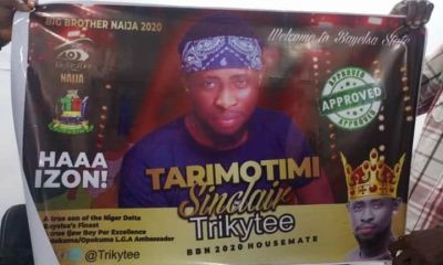 Trikytee's Father mobilizing support, seeks help of prominent politicians #BBNaija