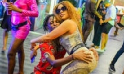 Laycon Craziest Moves With Nengi at #BBNaija2020 Party