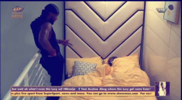 Lucy Rages Tears, Agony After Losing Thursday's Wager game #BBNaija [Video]