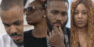 Infrigement: Erica, Tolanibaj, Kiddwaya Barred from HoH Games for Three Weeks #BBNaija [Video]
