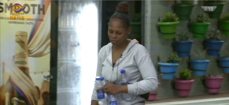 Kat3na Says She is making Breakfast for House After a Good night # BBNaija