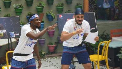 'It's a lie', Trikytee Reaction as Winner of Pepsi Challenge #BBNaija [Video]