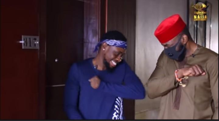 'I Picked Laycon as My Deputy Out of Pity', Says Trikytee [Video] #BBNaija