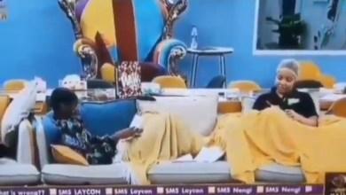 Vee is lucky, Ozo cannot do my laundry, Nengi tells Neo [Video] #BBNaija