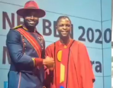 ICONIC King, Laycon Set For Remix of 'Nobody ICON' With DJ Neptune #BBNaija
